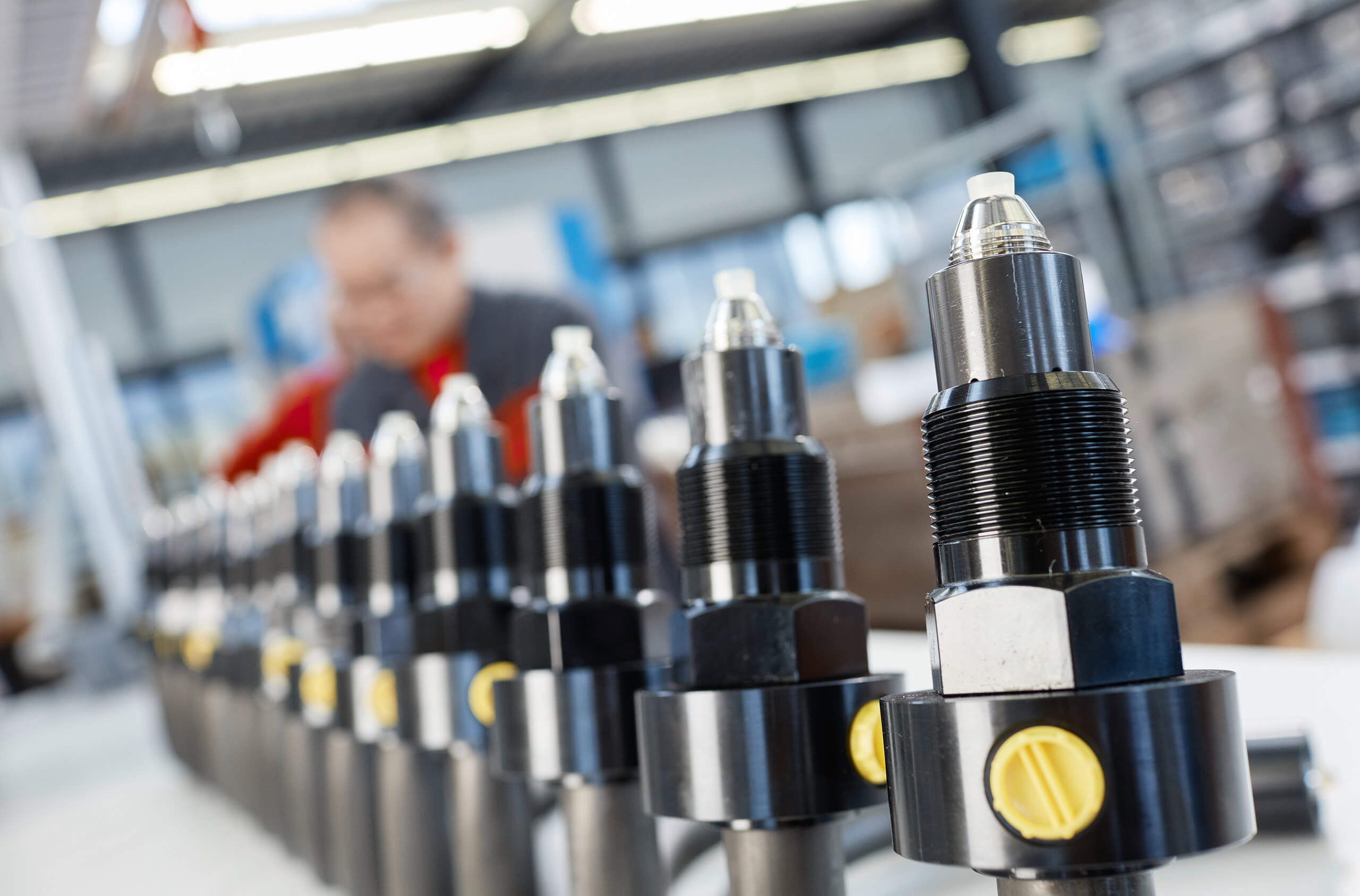 Diesel components the perfect solution for innovative