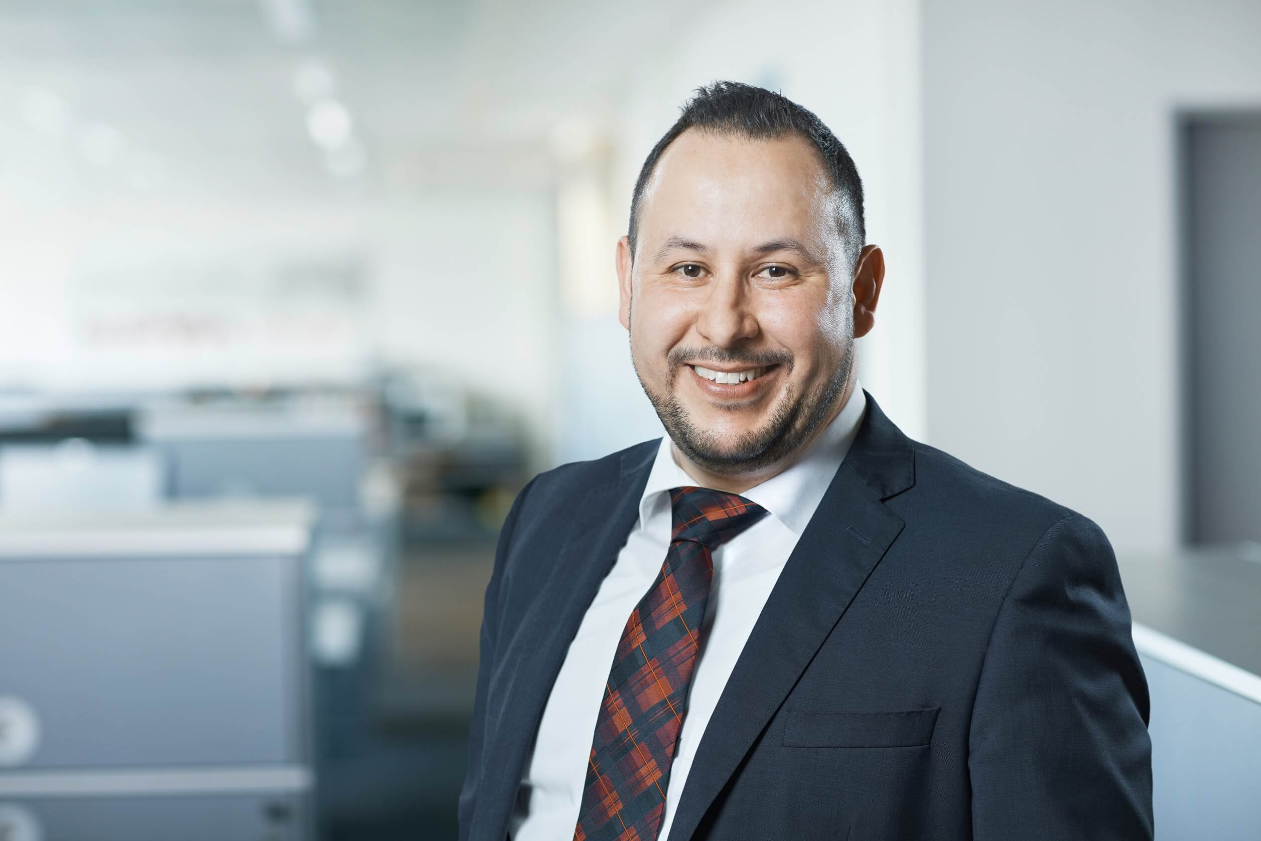 Mohamed Kilouli (Account Manager Surface Technology Germany)