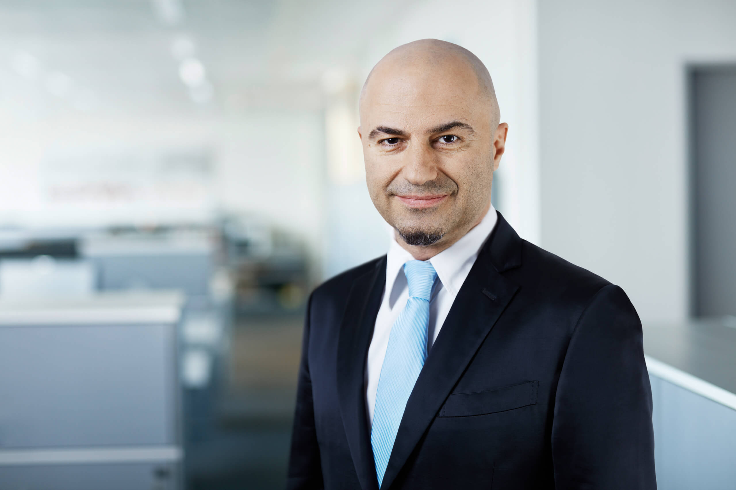Janko Milanovic (General Sales Manager High Pressure Technology)