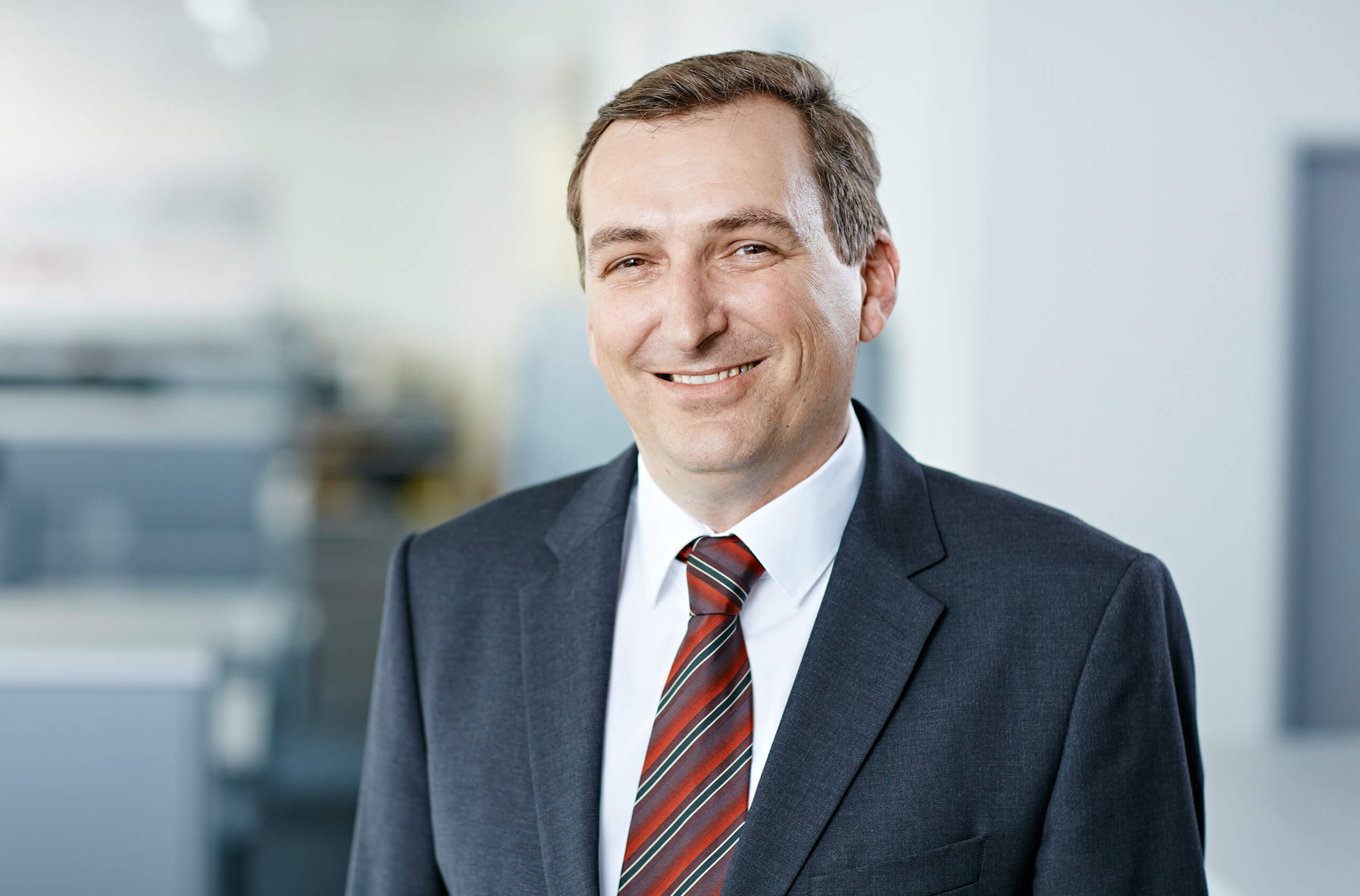 Marco Schade (Chief Executive Officer)